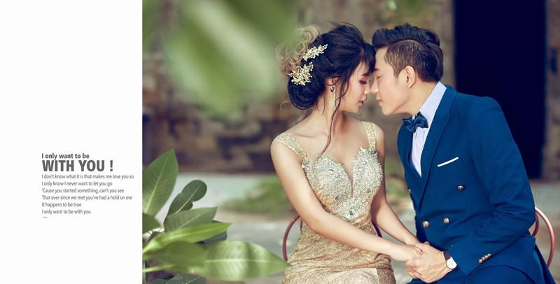 Ảnh cưới đẹp 3d