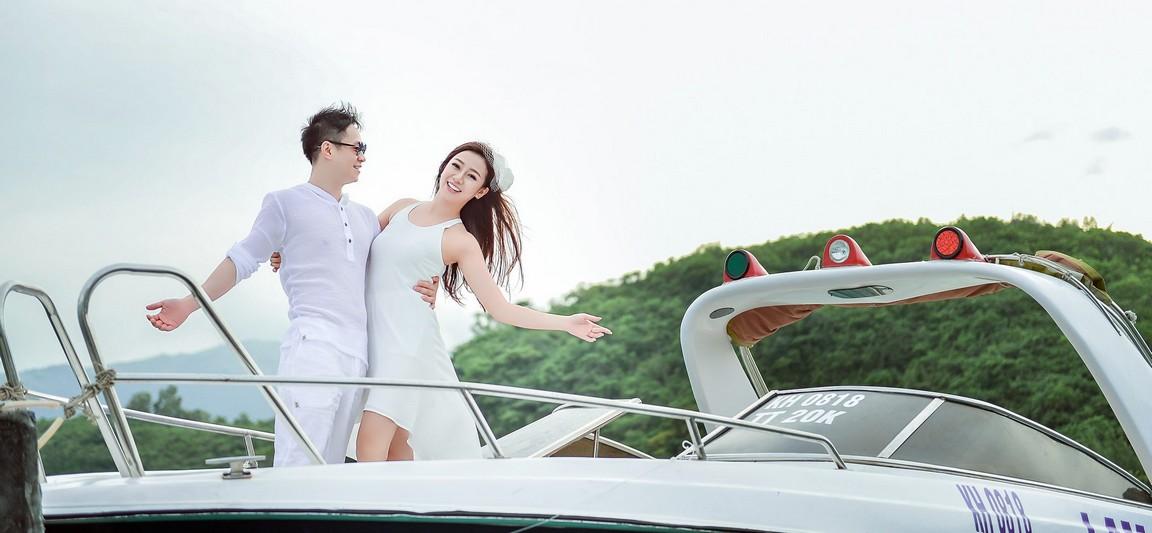 Ý tưởng chụp ảnh cưới ở nha trang