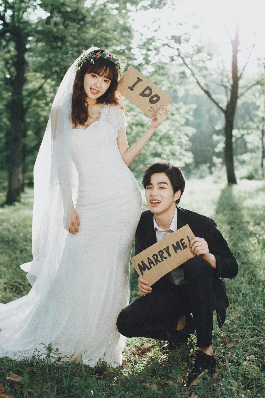 bộ ảnh cưới tại đà lạt