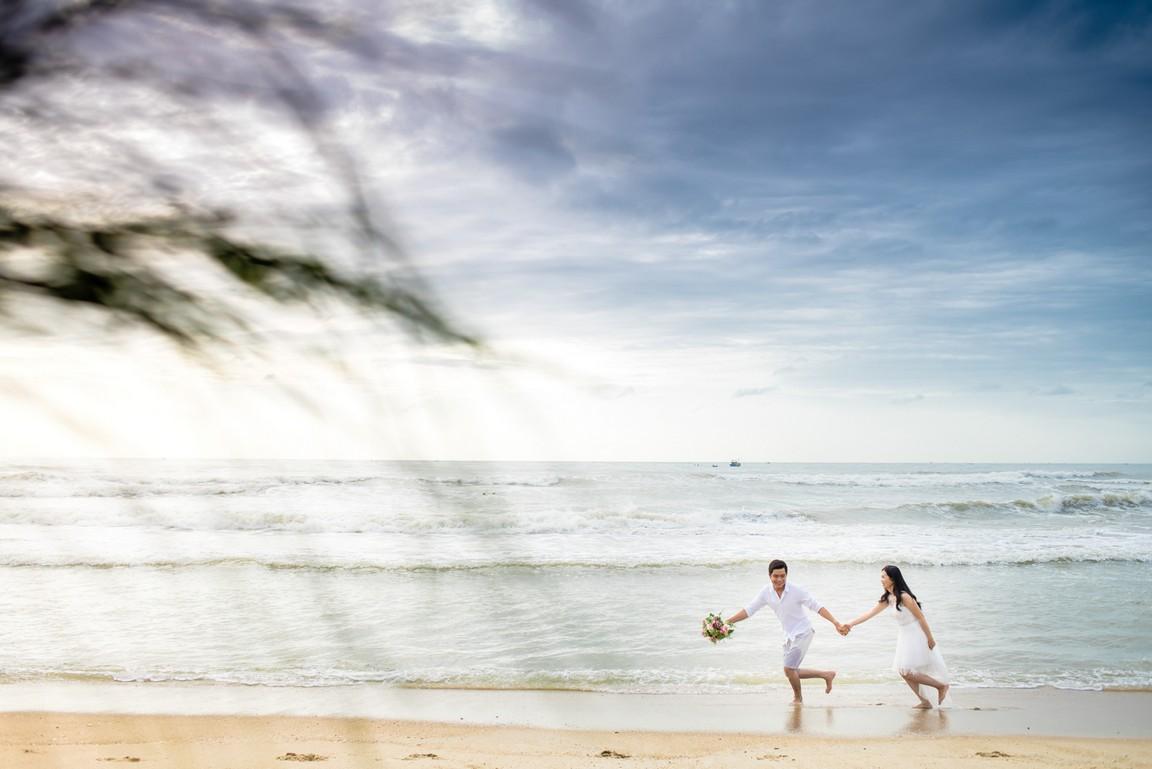 ảnh cưới biển đẹp