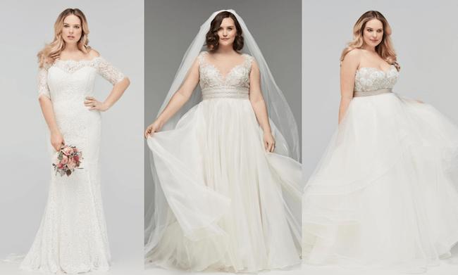 cô dâu béo diện váy cưới