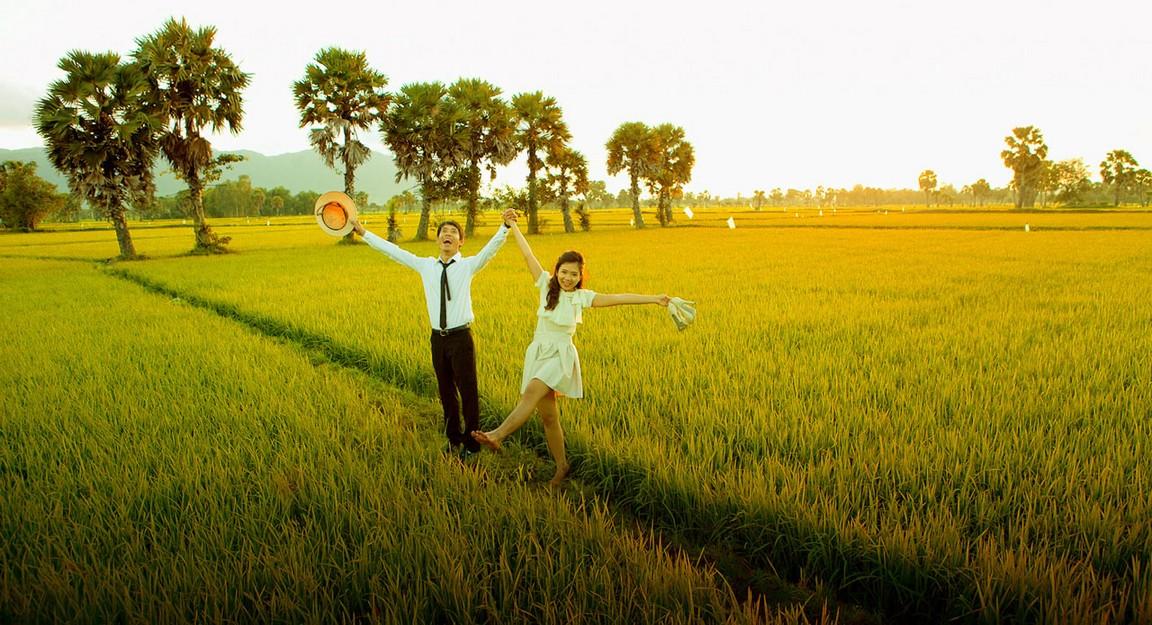Bí quyết chụp ảnh cưới đẹp