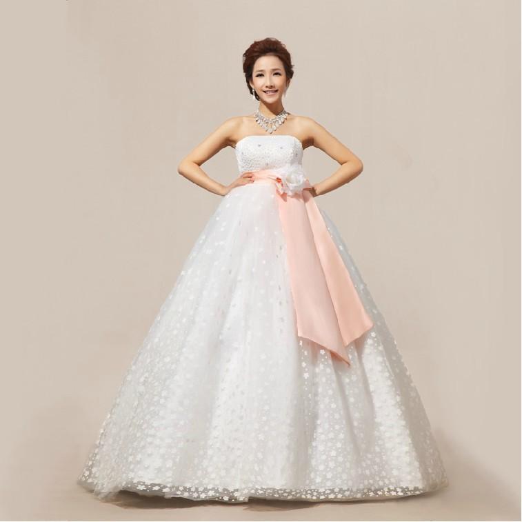 áo cưới bà bầu đẹp