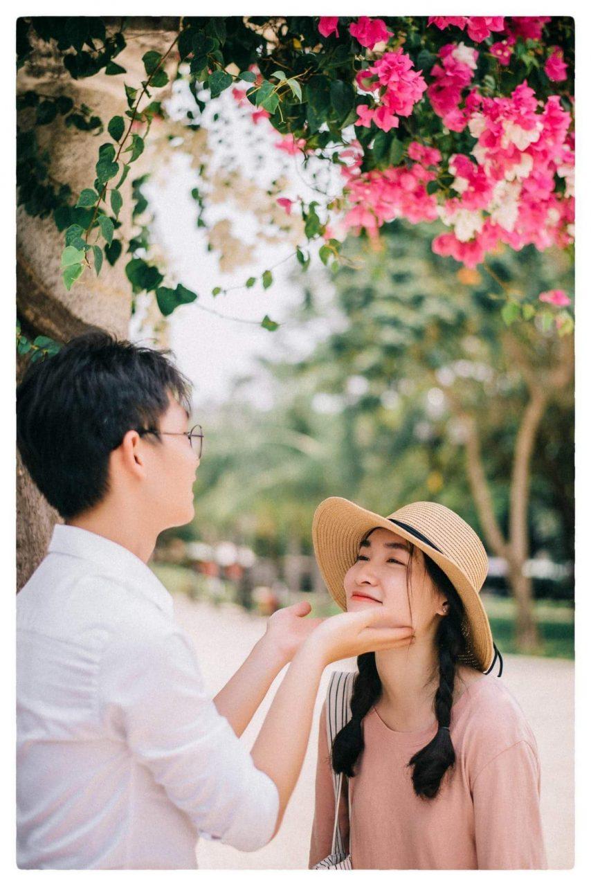 Ý tưởng chụp ảnh cưới độc đáo