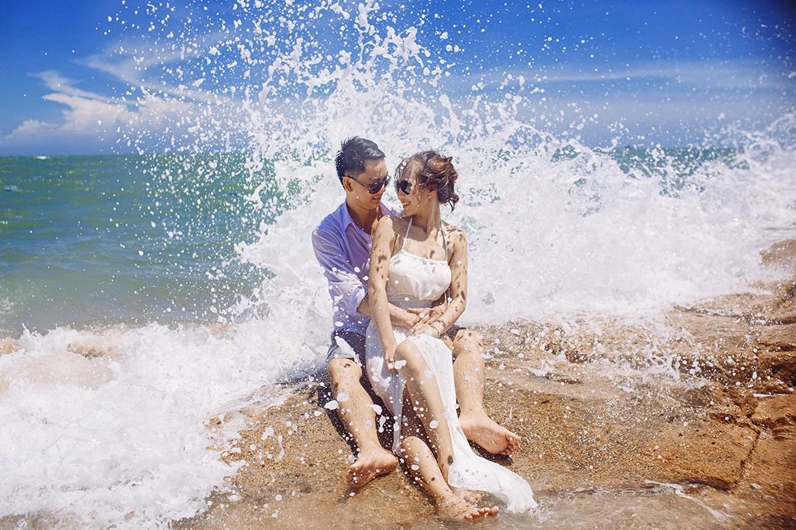 ý tưởng chụp ảnh cưới biển đẹp