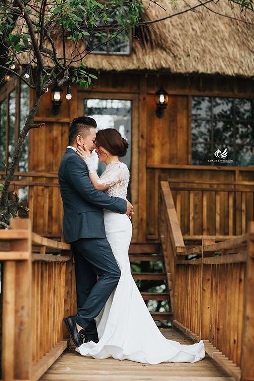 ảnh cưới phim trường lamour quận 2