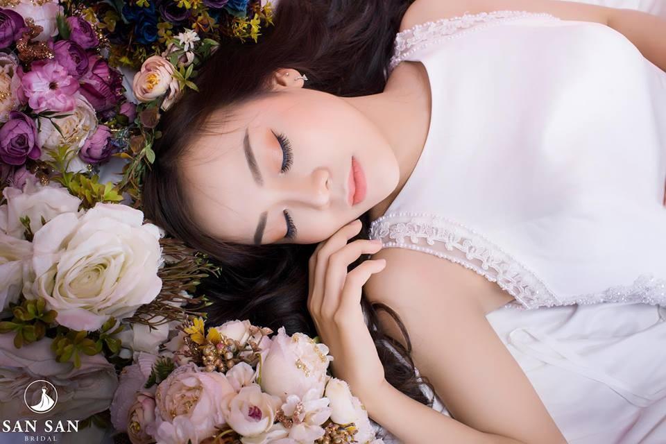 Bộ sưu tập ảnh nghệ thuật cô dâu đơn đẹp nhất