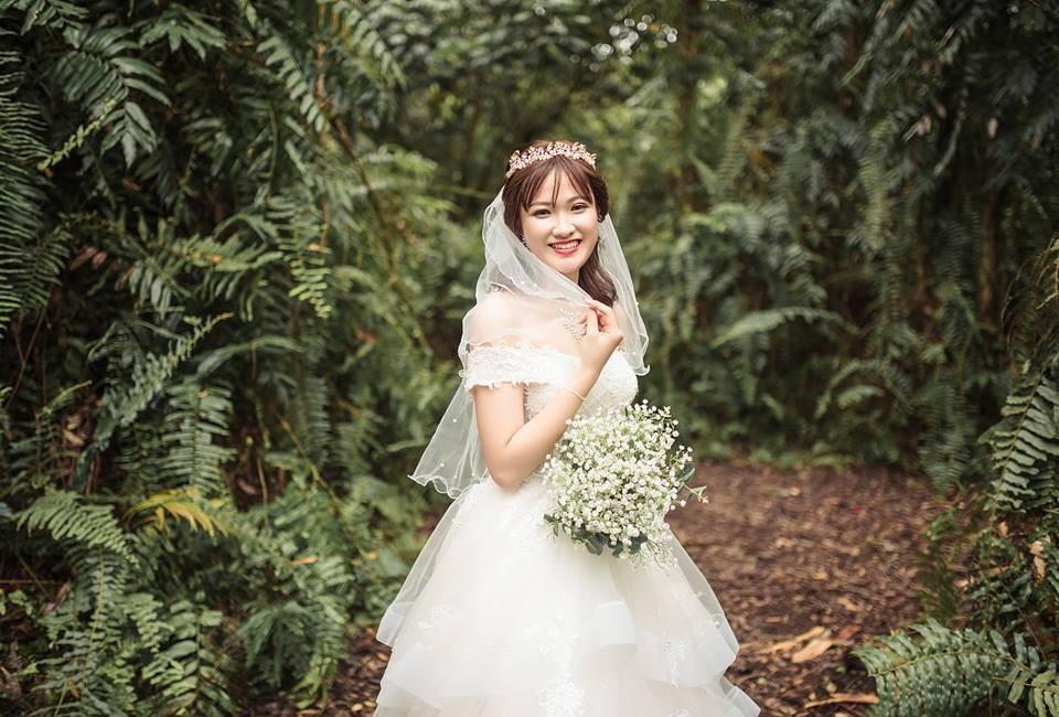 hình nghệ thuật cô dâu đơn đẹp nhất