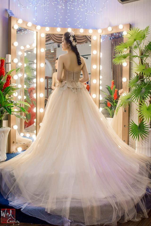 Album ảnh nghệ thuật cô dâu đơn đẹp nhất