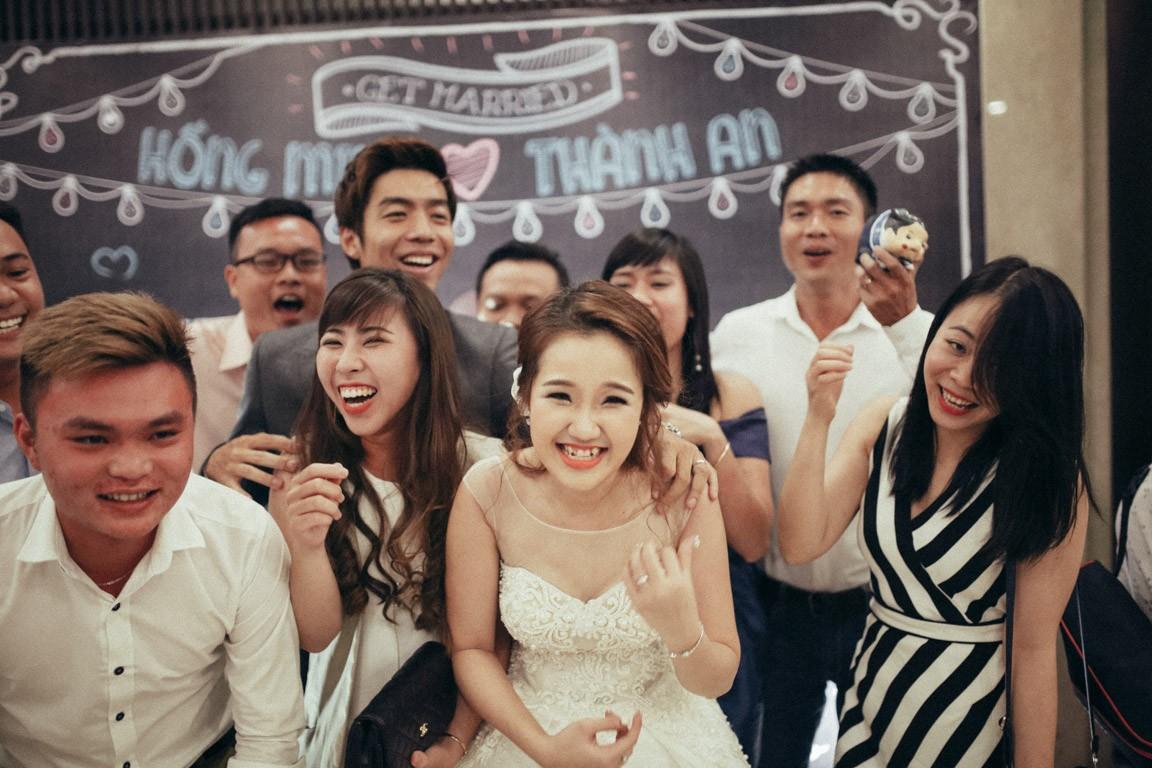Báo giá phóng sự cưới
