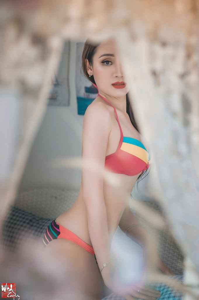 Chụp ảnh bikini