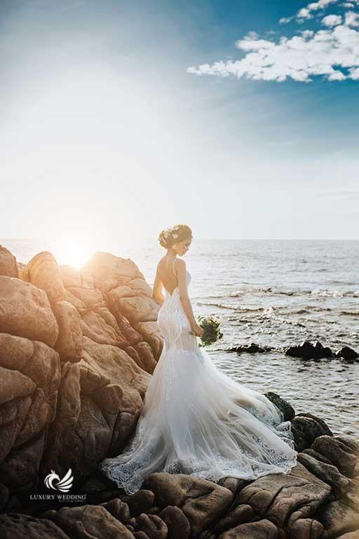 Chụp ảnh cưới vĩnh hy