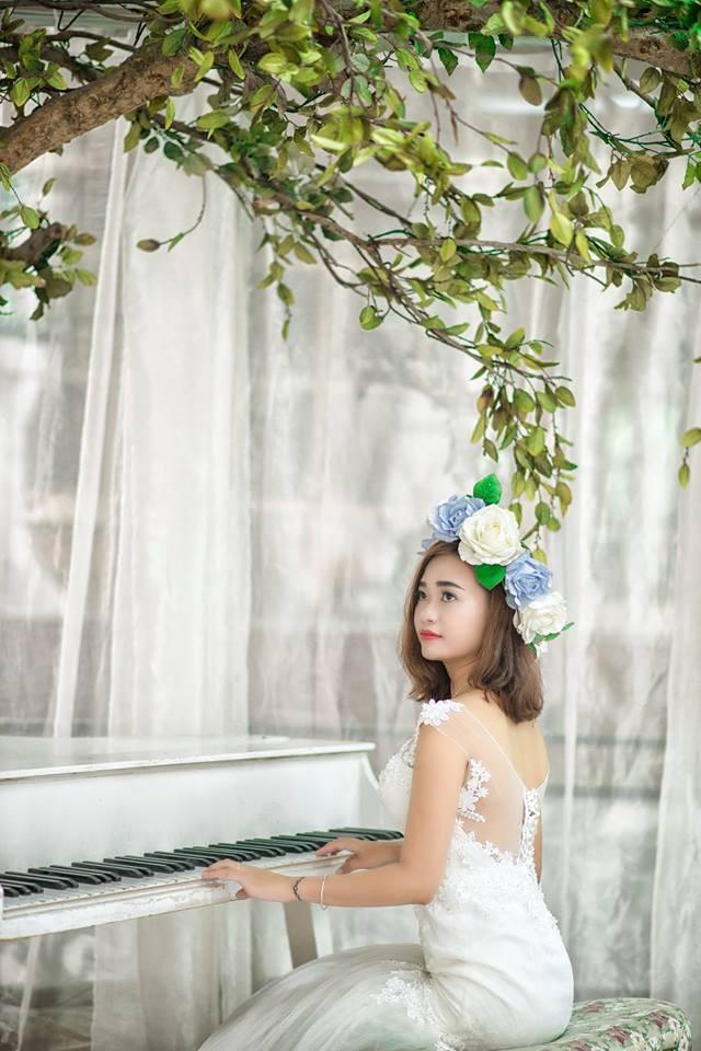 Chụp ảnh nghệ thuật cô dâu đơn 13