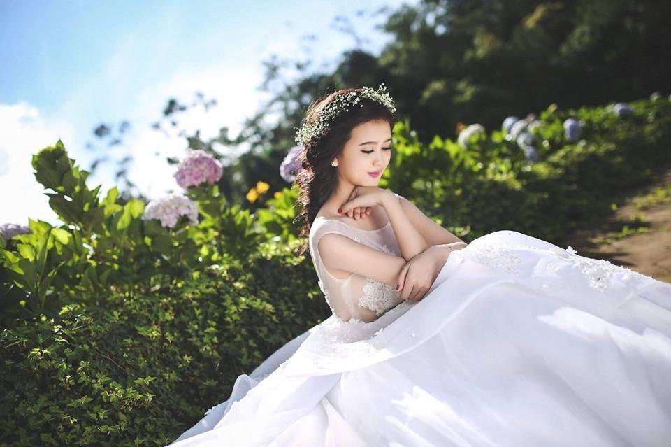 Chụp ảnh nghệ thuật cô dâu đơn 17