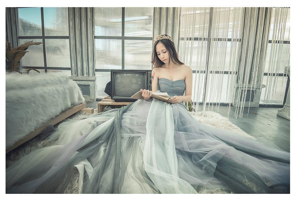Chụp ảnh nghệ thuật cô dâu đơn 18
