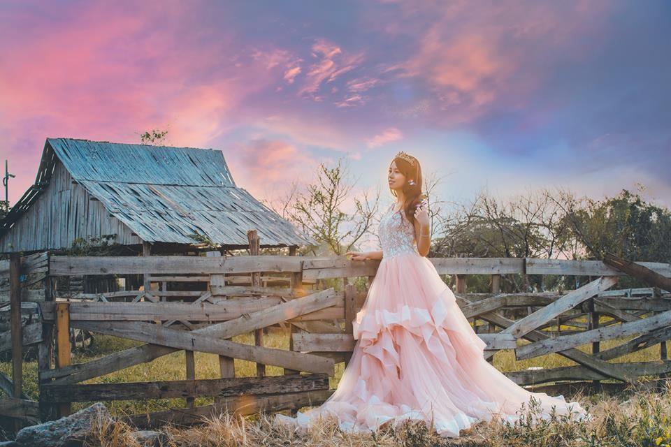 Chụp ảnh nghệ thuật cô dâu đơn 19