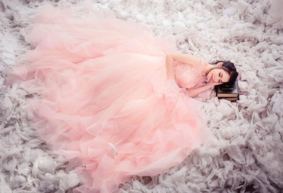 Chụp ảnh nghệ thuật cô dâu đơn 23