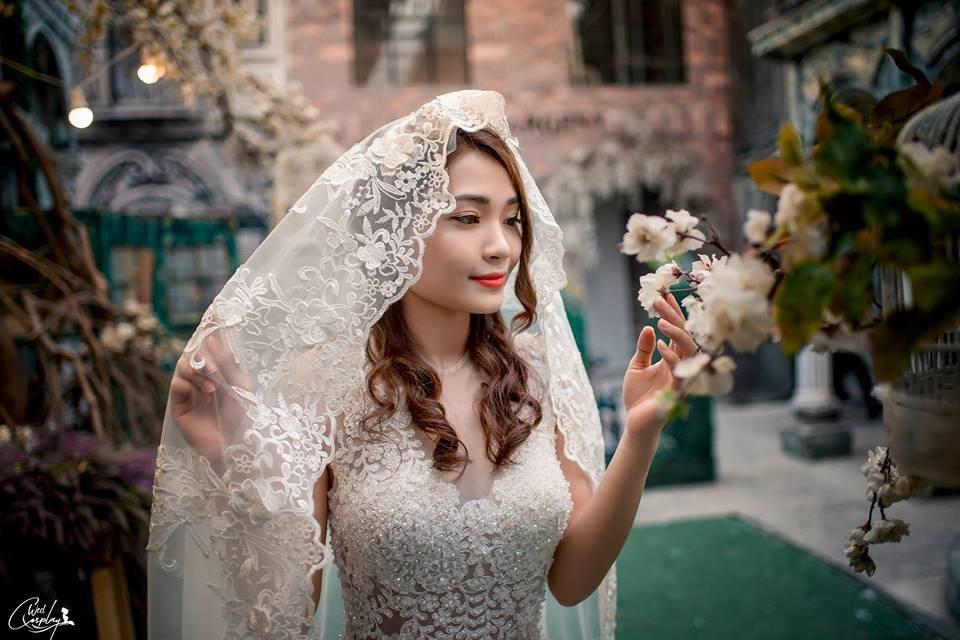 Chụp ảnh nghệ thuật cô dâu đơn 25
