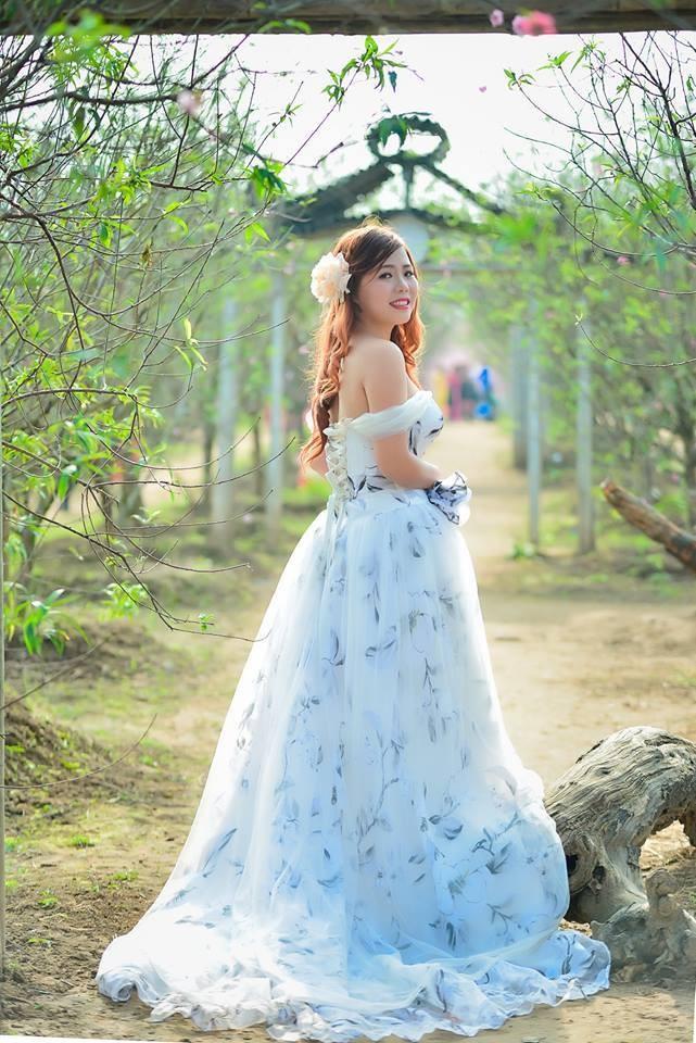 Chụp ảnh nghệ thuật cô dâu đơn 4