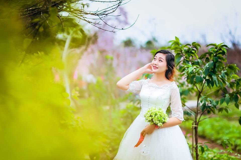 Chụp ảnh nghệ thuật cô dâu đơn 5
