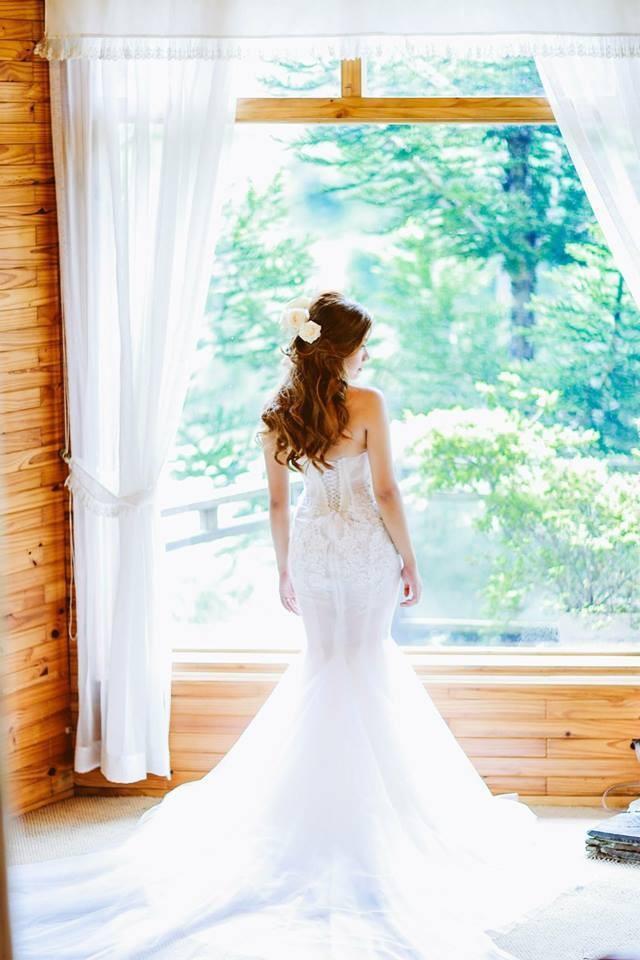 Chụp ảnh nghệ thuật cô dâu đơn 9