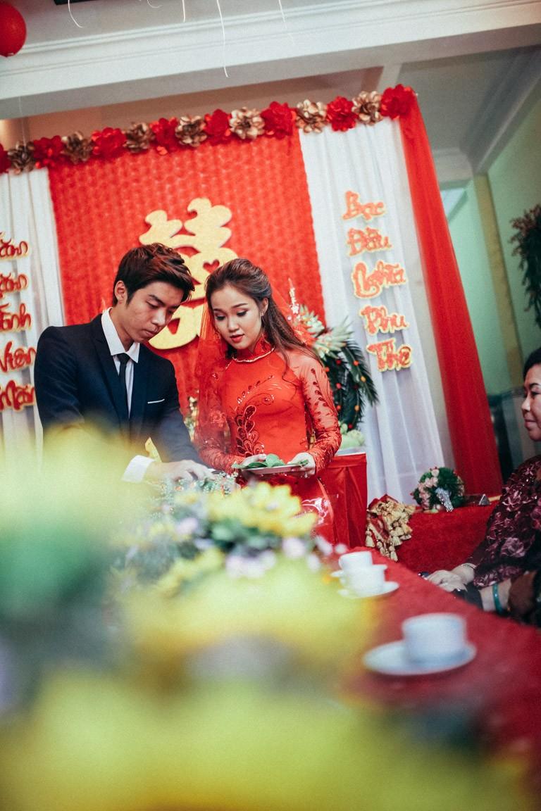Chụp hình phóng sự cưới là gì