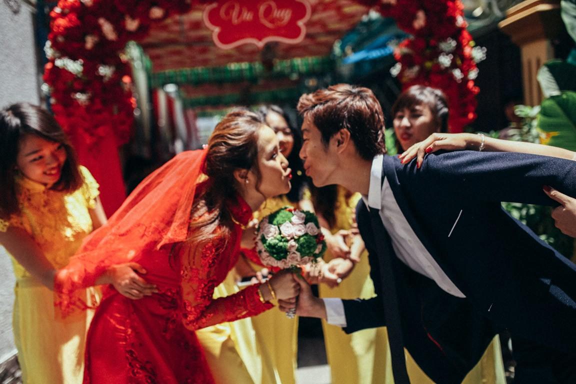 Chụp phóng sự cưới đẹp