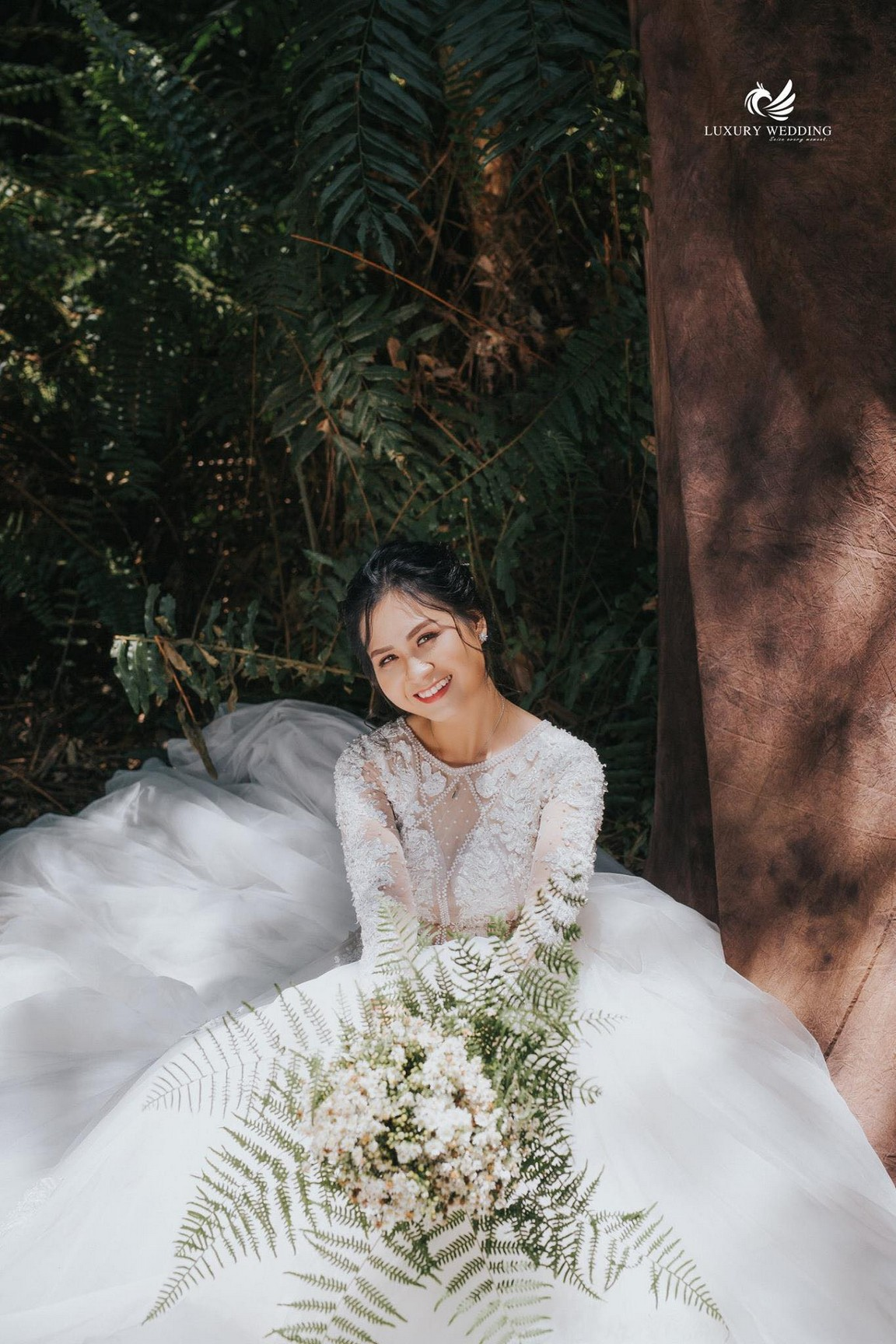Những bộ váy cưới công chúa