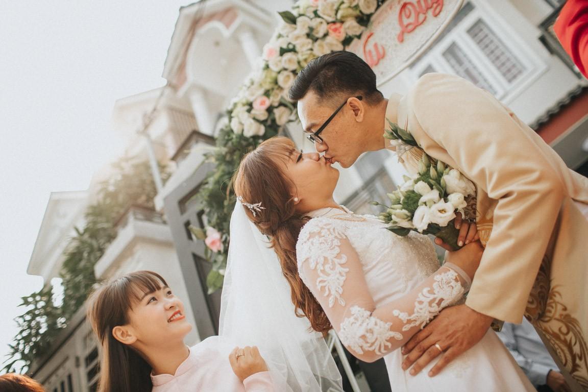 Quay phim phóng sự cưới sg