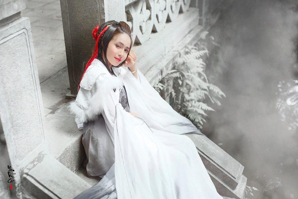 Hình trang phục cổ trang trung quốc đẹp
