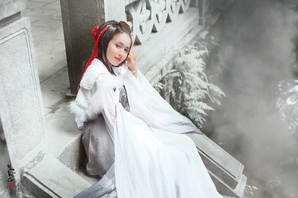 Trang phục cổ trang trung quốc đẹp