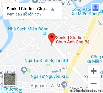 Bản đồ SanKid Studio