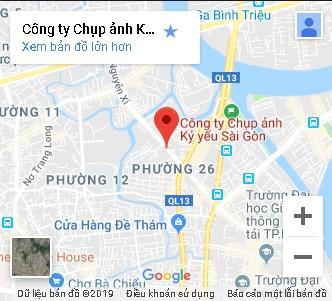 Bản đồ Kỷ Yếu Sài Gòn