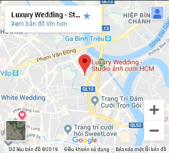 Bản đồ Luxury Wedding