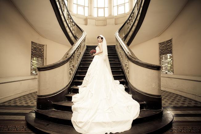 Ảnh cưới bảo tàng