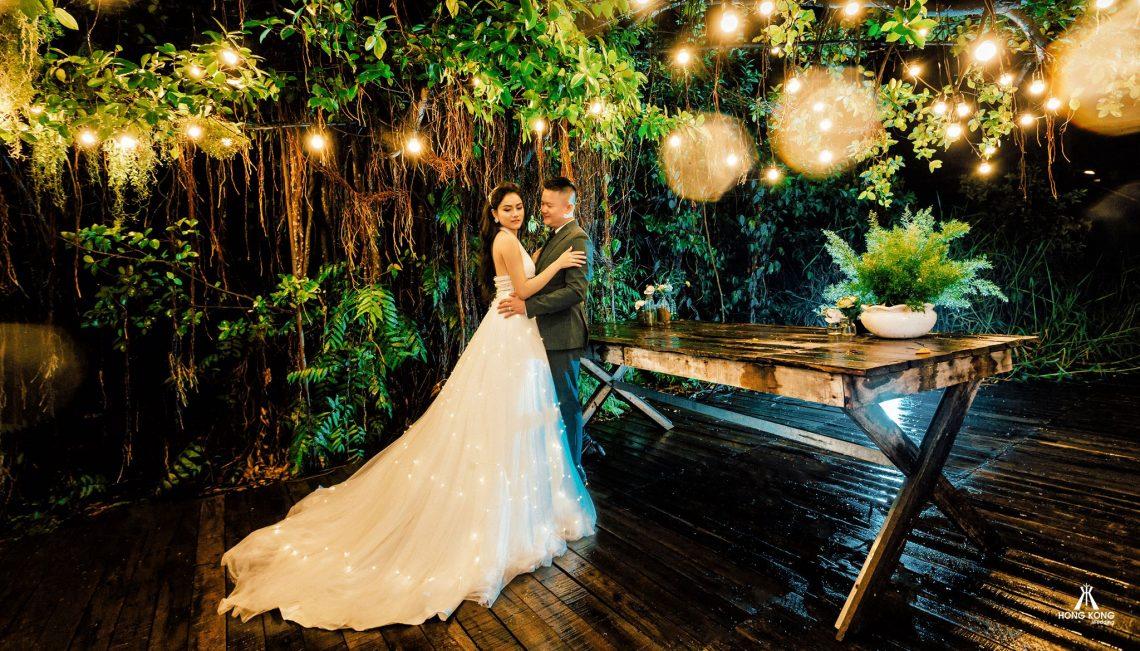 Chụp ảnh cưới secret garden đà lạt