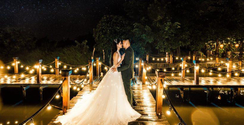 Chụp ảnh cưới secret garden