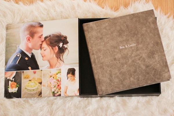 Album hình cưới tiết kiệm