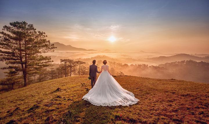 địa điểm chụp hình cưới