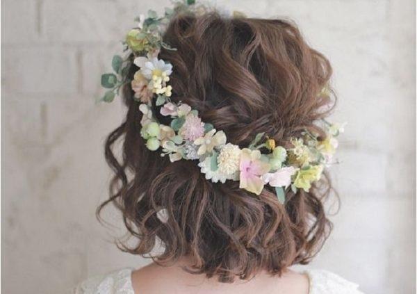 mẫu tóc cưới đẹp