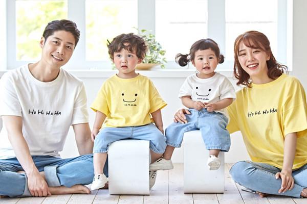 đội hình gia đình siêu dễ thương
