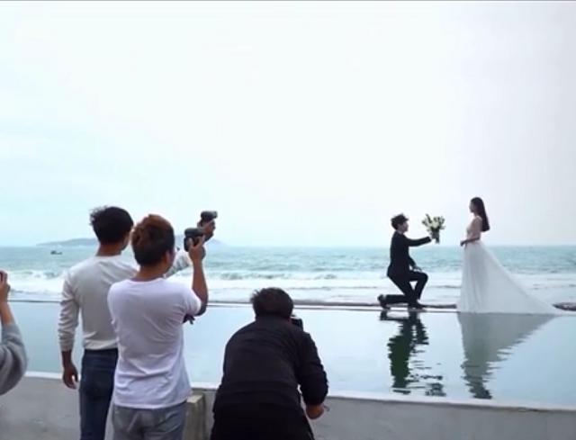 ekip chụp ảnh cưới