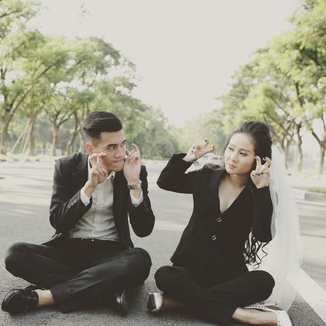 hình ảnh ngọt ngào của Tiến Linh và người yêu cũ