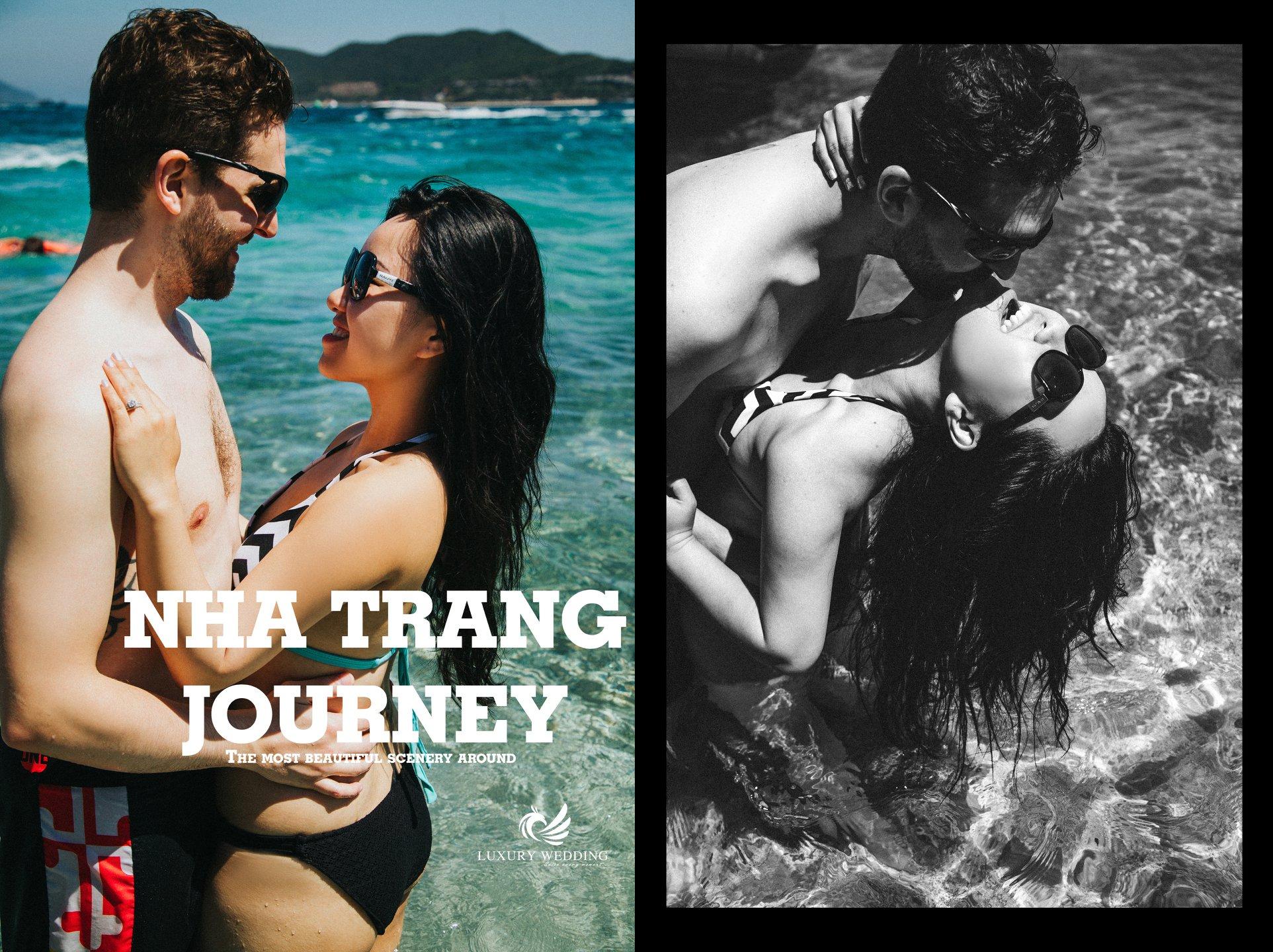 Chụp ảnh cưới vinpearl Nha Trang