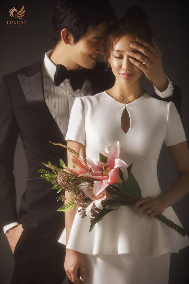chụp ảnh cưới phim trường luxury wedding