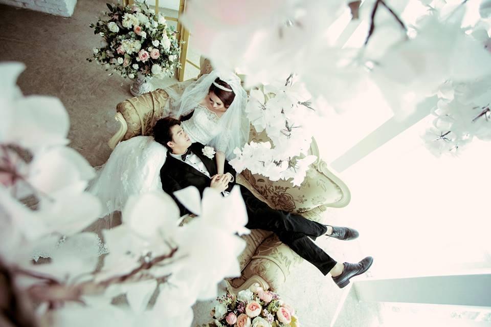 ảnh cưới phim trường the vow