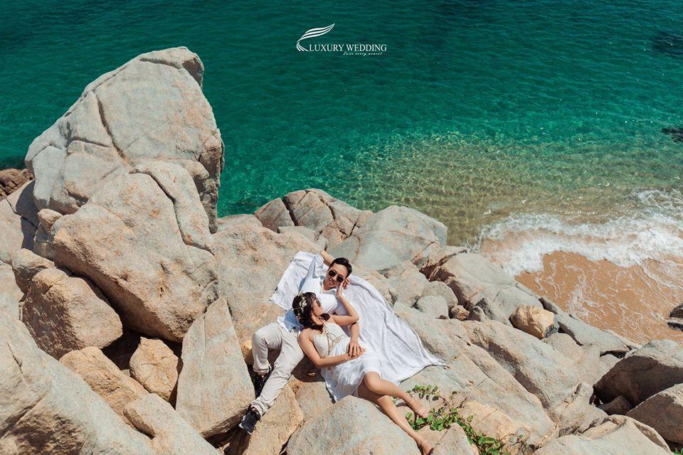 tư thế chụp ảnh cưới đẹp tại vũng tàu