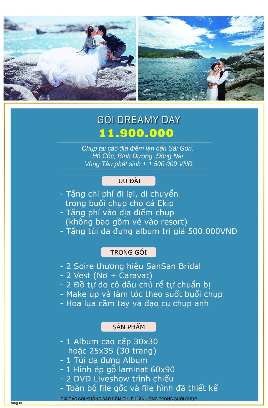 bảng giá chụp ảnh cưới vũng tàu
