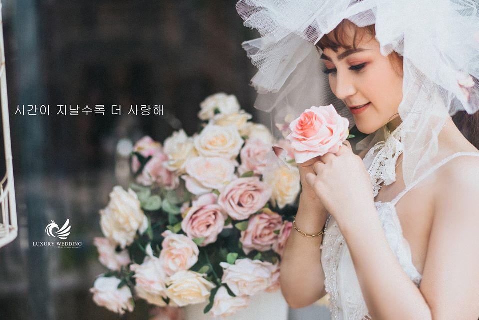 cô dâu xinh đẹp tại A;libaba