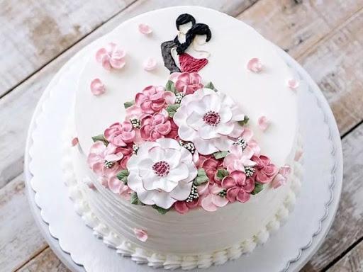 bánh kem cưới